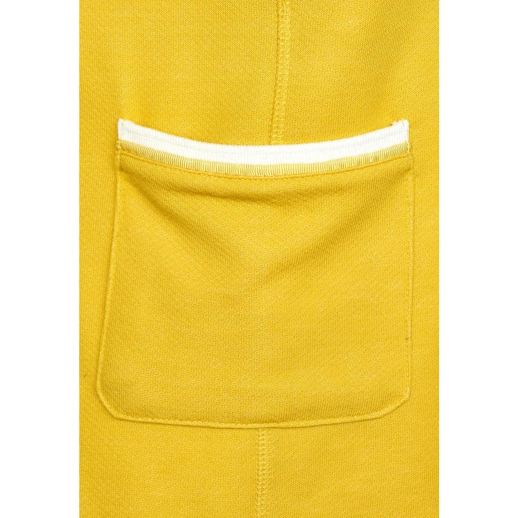 Cecil Sweatblazer, in Doubleface-Optik