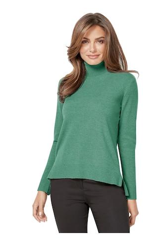 Inspirationen Pullover im hochwertigen Materialmix kaufen