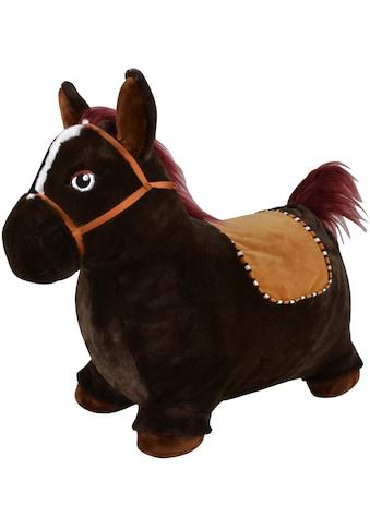 """CHIC2000 Hüpftier """"Pferd, braun"""" kaufen"""