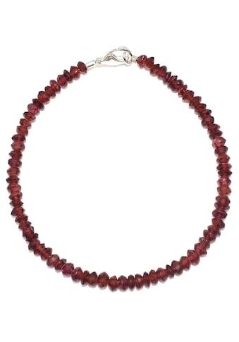 Firetti Armband »Feminin, 4 mm breit, facettierte Oberfläche«, mit Granaten, Made in... kaufen