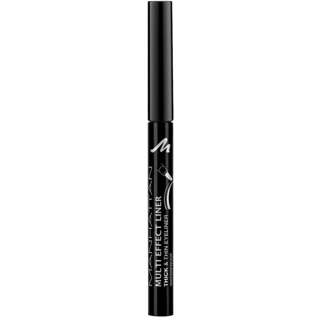 MANHATTAN Eyeliner »Multi Effect Liner«