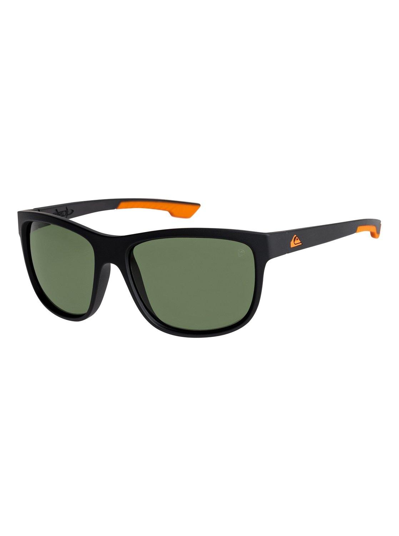 quiksilver -  Sonnenbrille Crusader Polarized Floatable