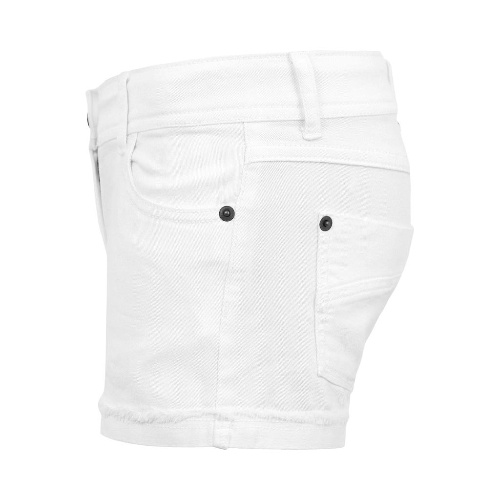 Arizona Jeansshorts, 5-Pocket Stil