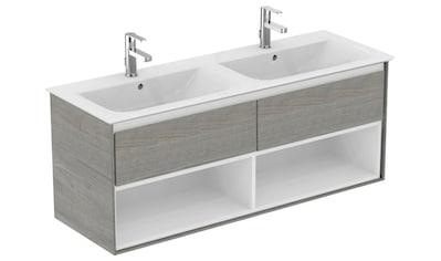 Ideal Standard Doppelwaschtisch »Connect Air«, 2 Auszüge, 2 Fächer kaufen