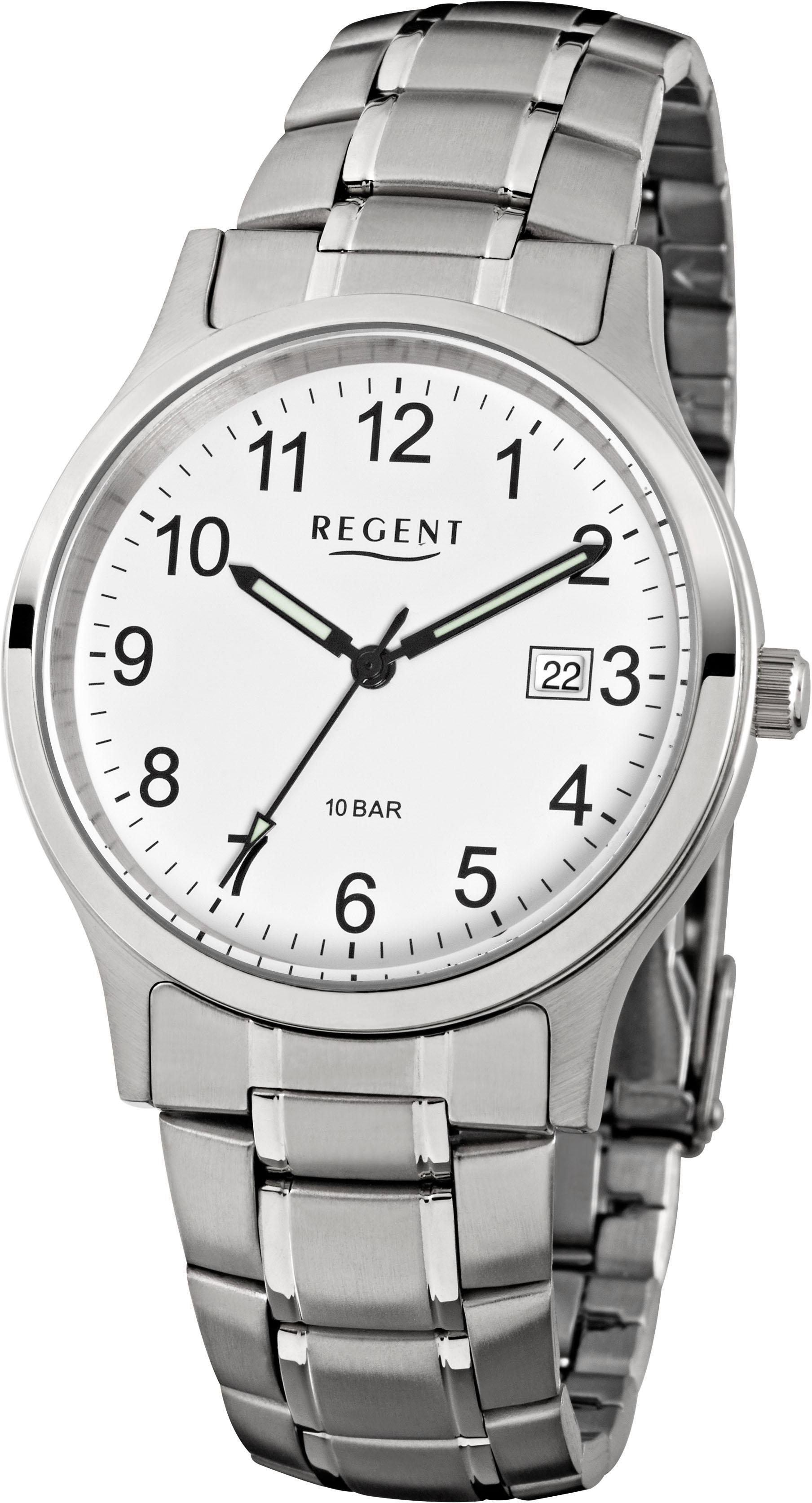 Regent Quarzuhr 16704299 F775 | Uhren > Quarzuhren | Regent