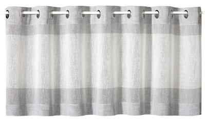 Gerster Scheibengardine »Sander«, HxB: 50x140, mit modernem Streifen Design kaufen