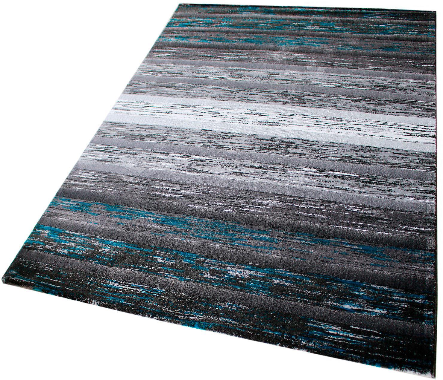 Teppich Lena 305 Sehrazat rechteckig Höhe 13 mm maschinell gewebt