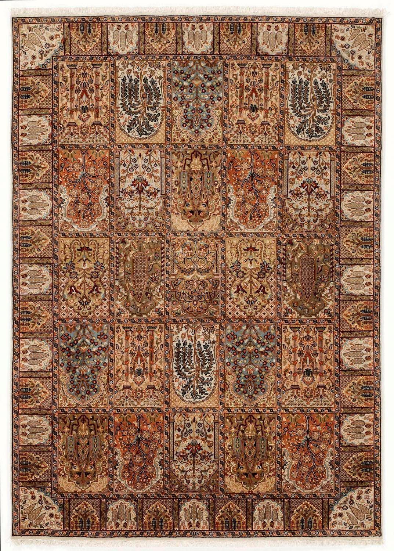 Orientteppich, Sonam Bakhtyari, OCI DIE TEPPICHMARKE, rechteckig, Höhe 6 mm, manuell geknüpft | Heimtextilien > Teppiche > Orientteppiche | Oci Die Teppichmarke