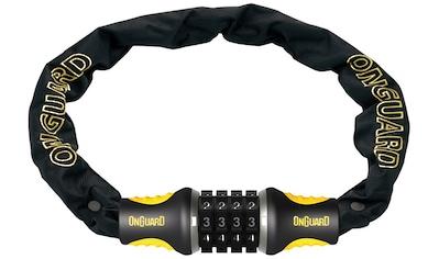OnGuard Zahlenkettenschloss »OnGuard Zahlen - Kettenschloss Mastiff 8124C« kaufen