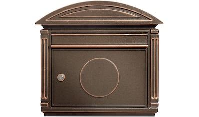 Burg Wächter Briefkasten »Venezia 1899 BC«, aus Guss kaufen