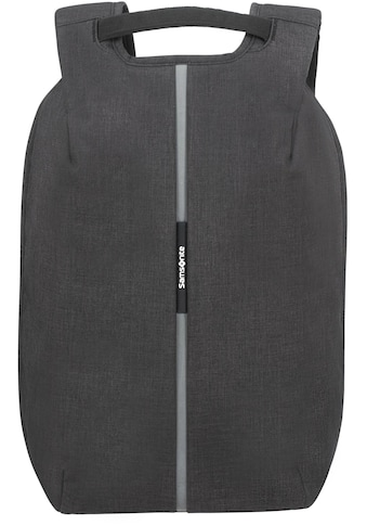 Samsonite Laptoprucksack »Securipak, black steel« kaufen