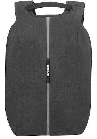 Samsonite Laptoprucksack »Securipak, black steel« kaufen