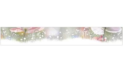 MySpotti Fensterfolie »Look Living Meadow«, halbtransparent, glattstatisch haftend,... kaufen