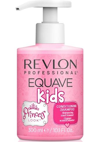 REVLON PROFESSIONAL Haarshampoo »Equave kids Princess Look Conditioning Shampoo«,... kaufen