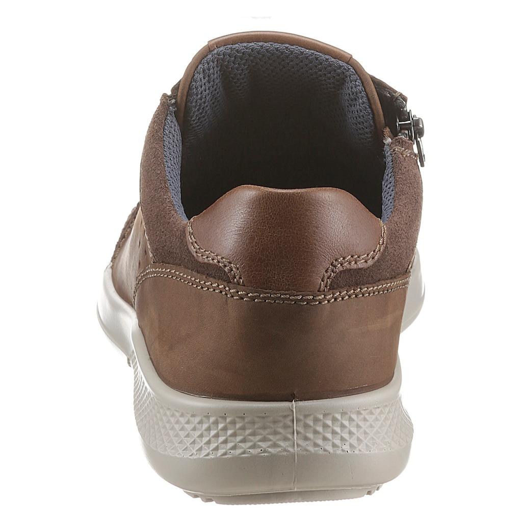 Jomos Sneaker »Campus«, mit Reißverschluss