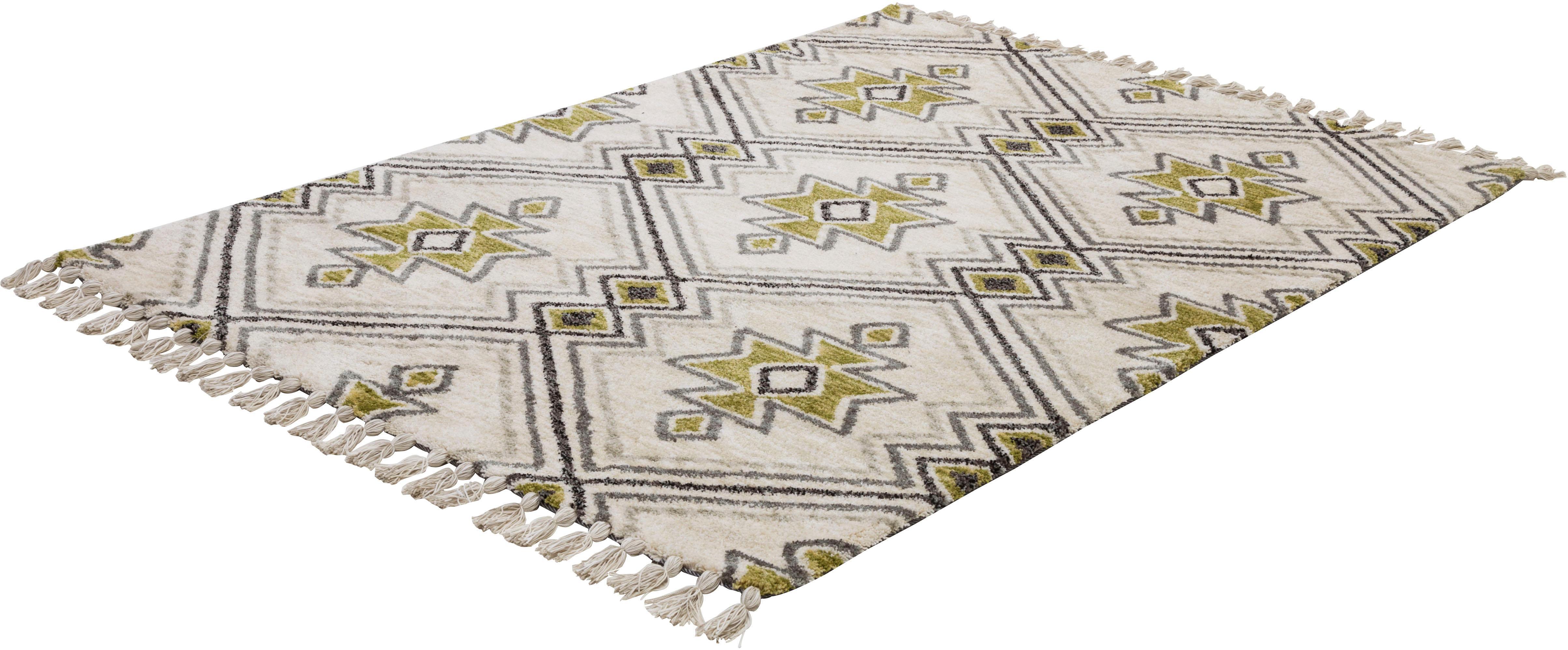 Teppich Vittoria 017 Gino Falcone rechteckig Höhe 15 mm handgetuftet