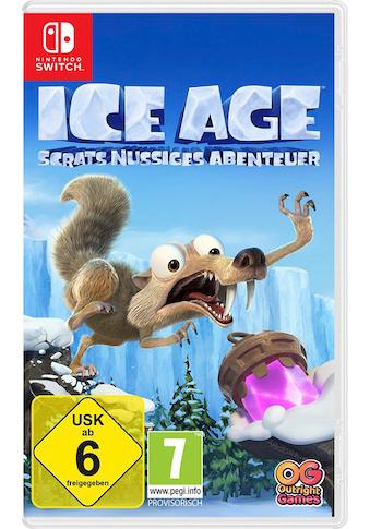 Ice Age  -  Scrats nussiges Abenteuer Nintendo Switch kaufen