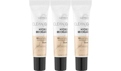 Catrice BB-Creme »Clean ID Hydro BB Cream«, (3 tlg.) kaufen