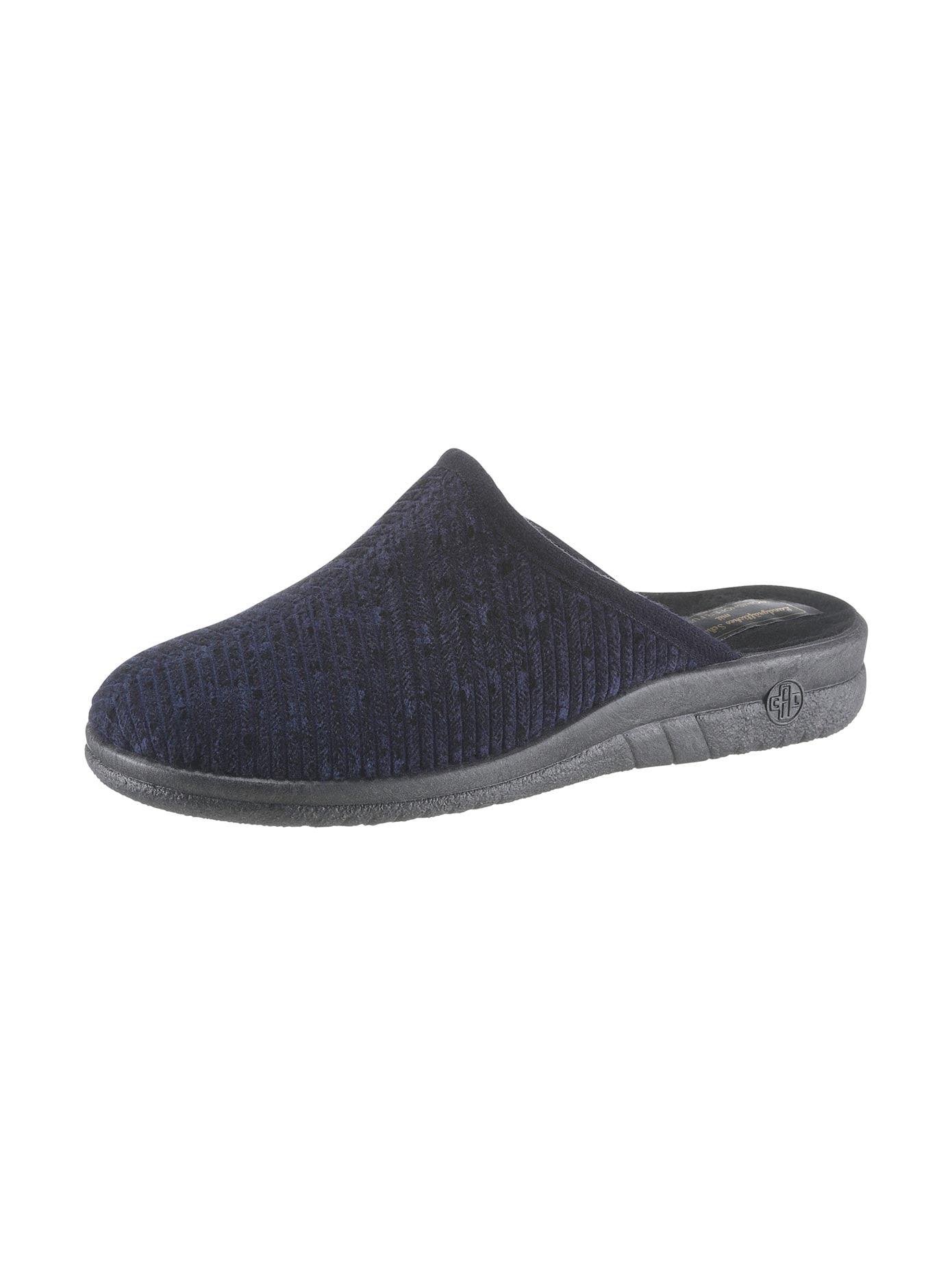 Pantoffel | Schuhe > Hausschuhe | Blau