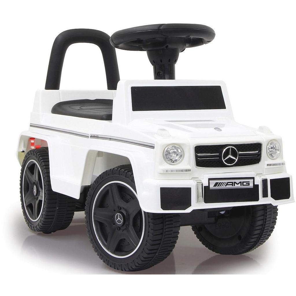 Jamara Rutscherauto »JAMARA KIDS Mercedes-Benz AMG G63, weiß«