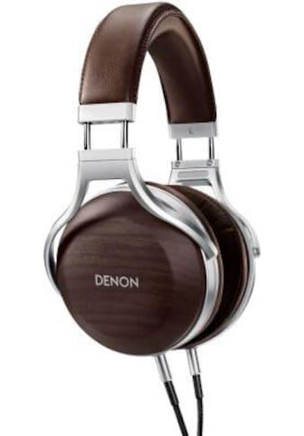 Denon »AH - D5200« Over - Ear - Kopfhörer kaufen
