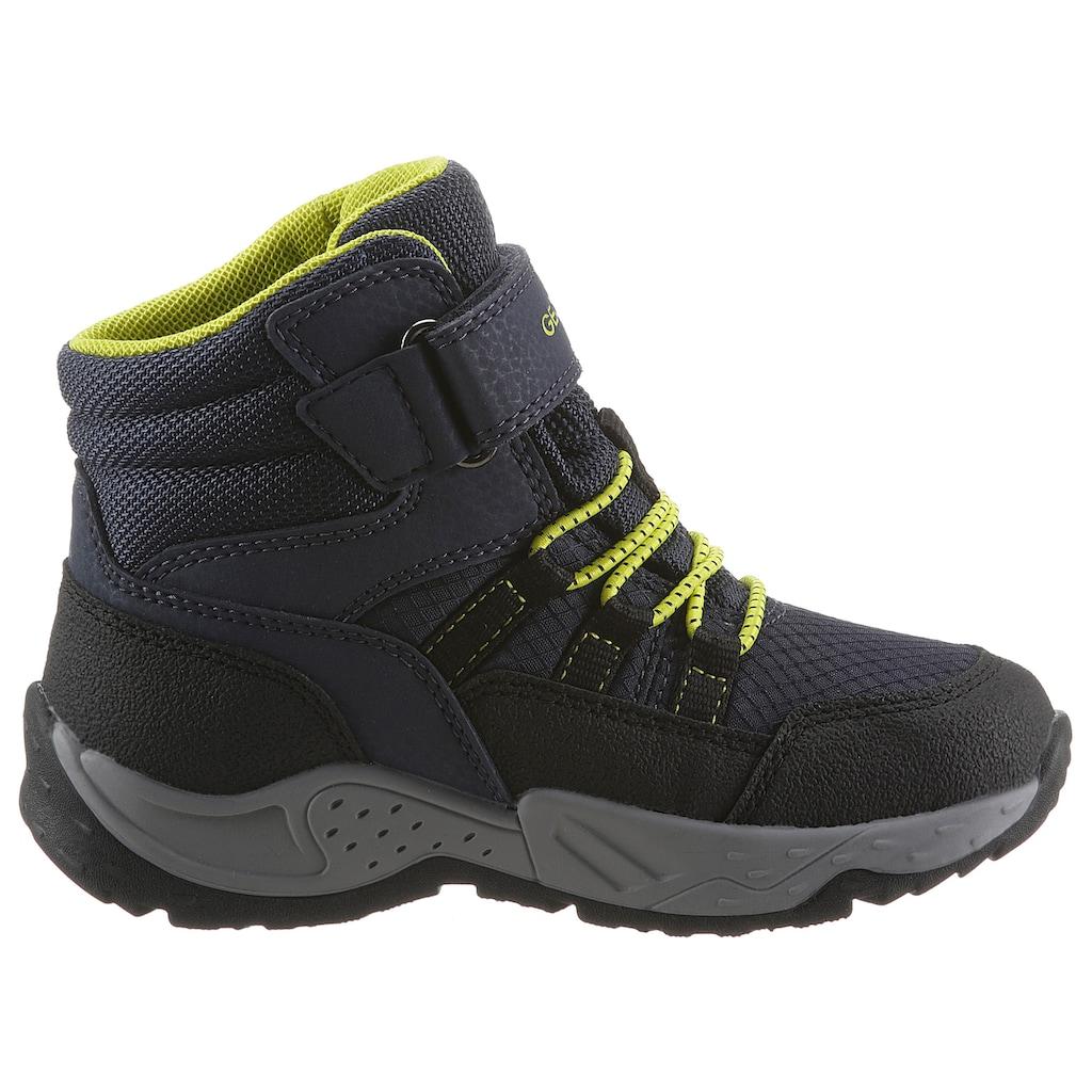 Geox Kids Winterboots »J Sentiero Boy«, mit TEX-Ausstattung