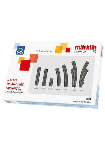 "Märklin Gleise - Set ""Märklin Start up  -  C4  -  24904"", Spur H0 kaufen"