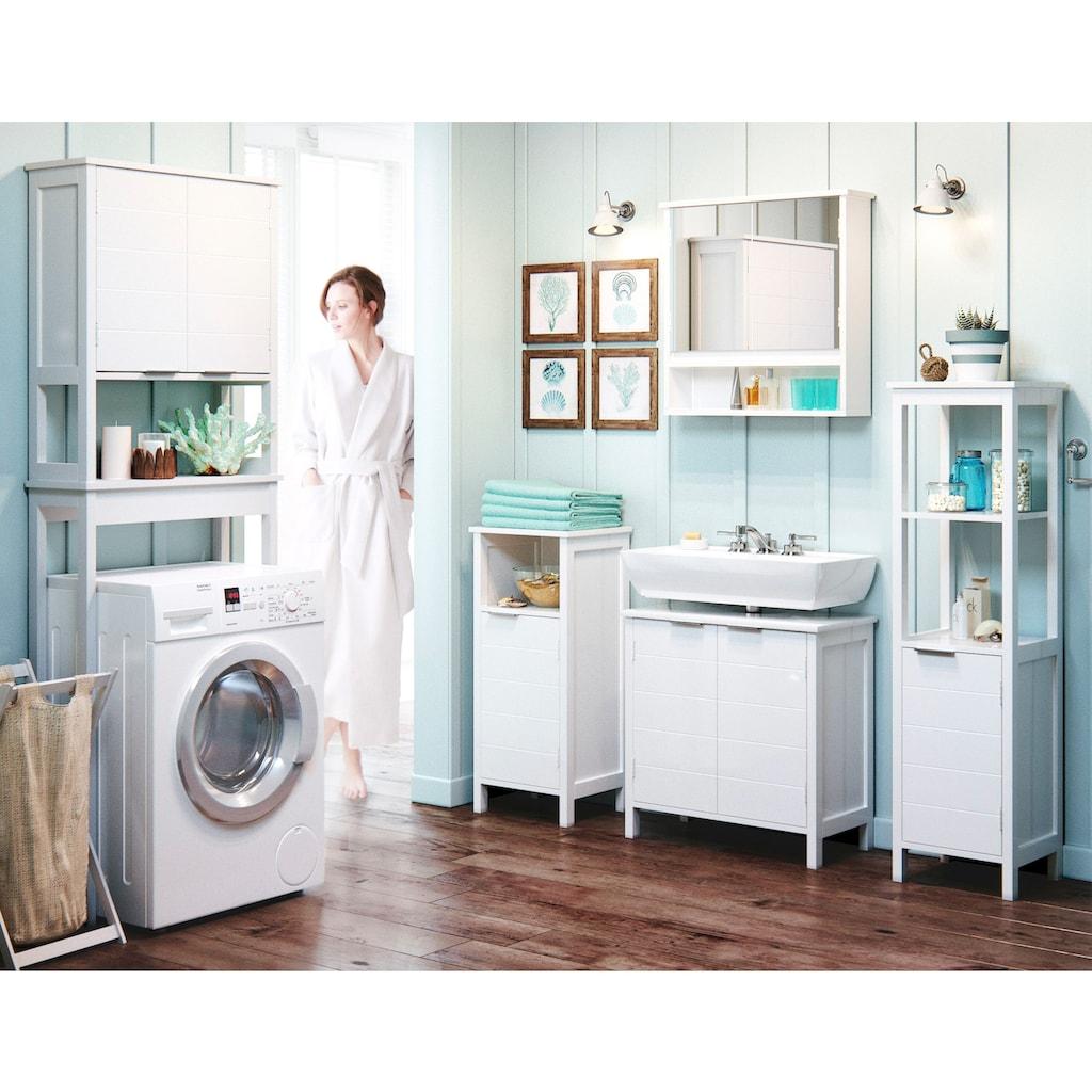 Waschmaschinenumbauschrank »Monaco/Luzern«