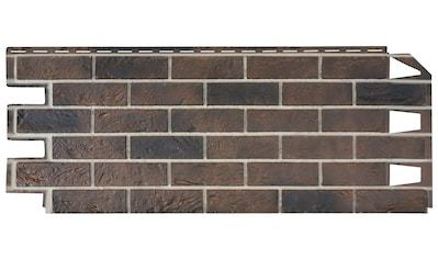 Baukulit VOX Verblendsteine »Vox Solid Brick York«, braun kaufen