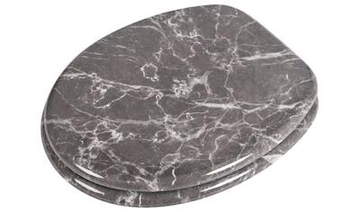 Sanilo WC-Sitz »Marmor«, mit Absenkautomatik kaufen