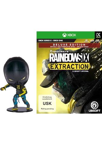 UBISOFT Spiel »Tom Clancy's Rainbow Six® Extraction Deluxe Edition + Vigil Figur«,... kaufen