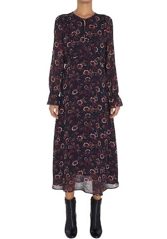 TOMMY HILFIGER Blusenkleid »AMIA MIDI LS DRESS« kaufen