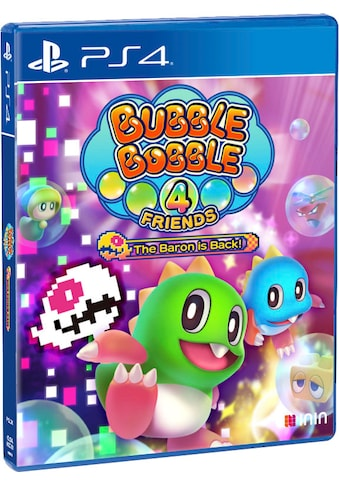 Bubble Bobble 4 Friends: The Baron is Back! PlayStation 4 kaufen