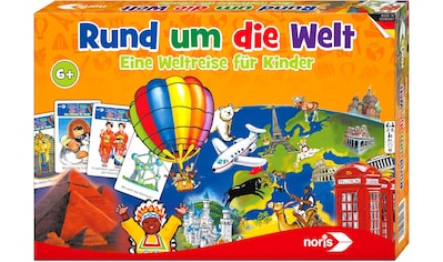 """Noris Spiel, """"Rund um die Welt"""" kaufen"""