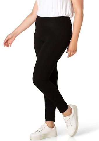 BSIC by Yesta Leggings »Andrea«, Legging in knöchellanger Form kaufen