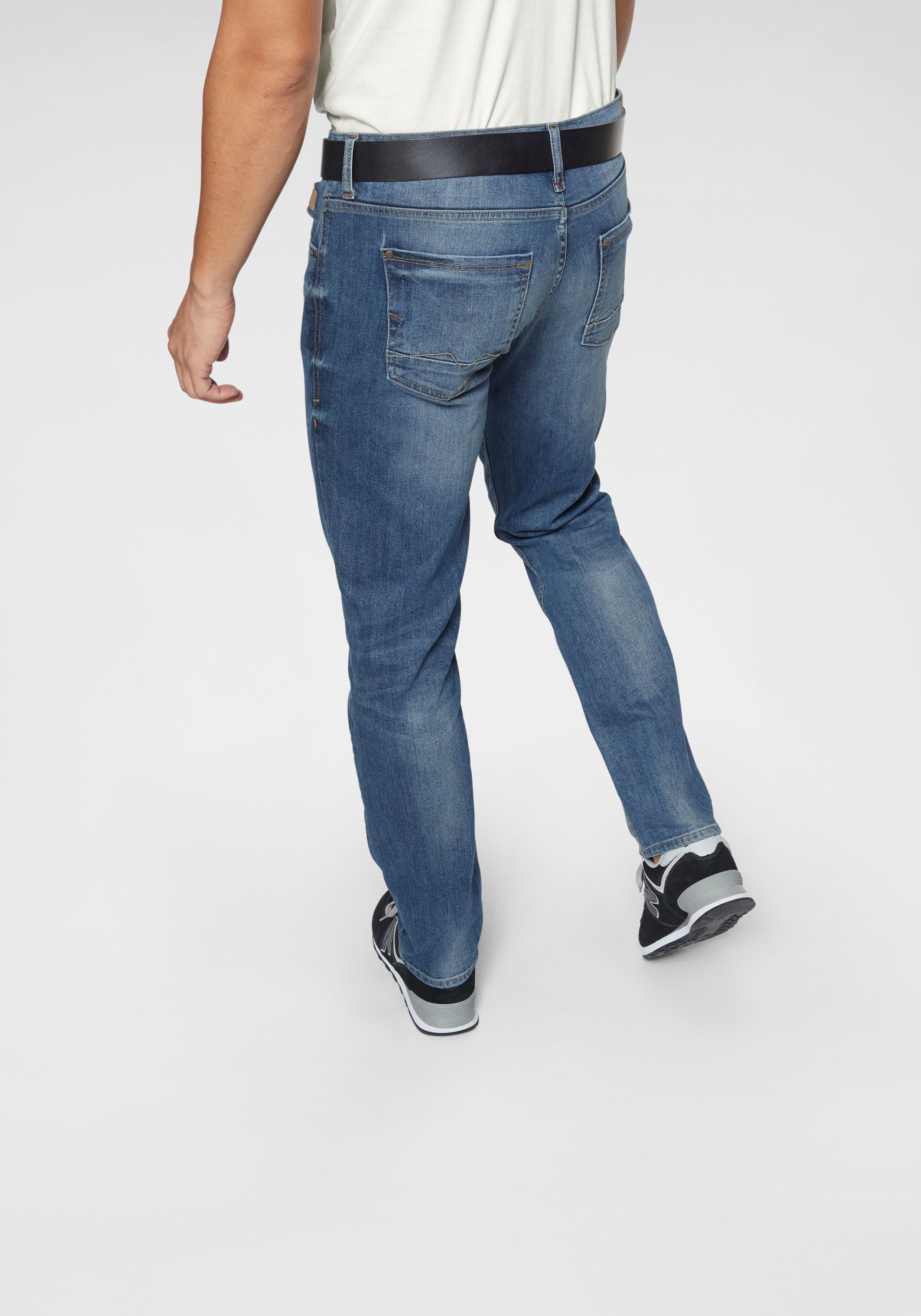 Blend Slim-fit-Jeans Twister | Bekleidung > Jeans > Slim Fit Jeans | Blau | Jeans | Blend