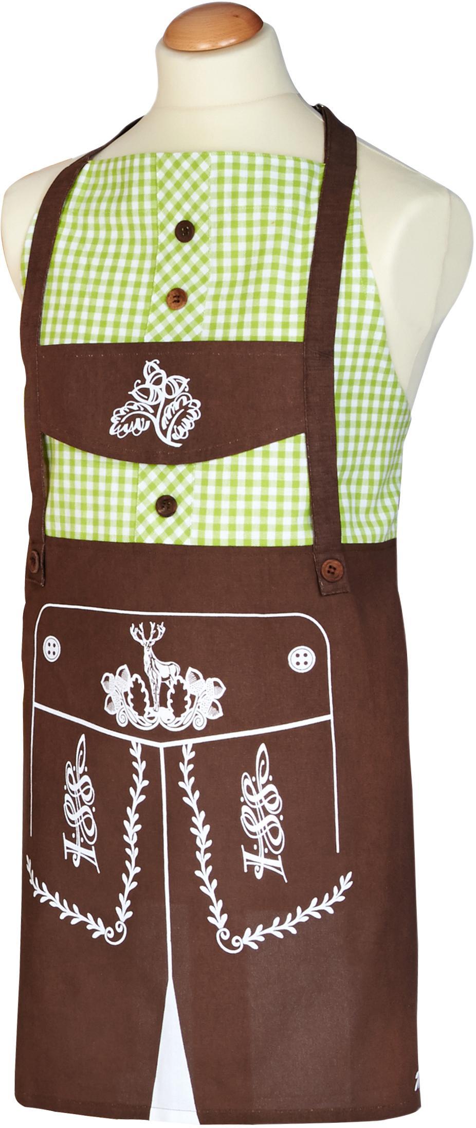 """stuco Kochschürze """"Lederhos´n"""" (1-tlg) Wohnen/Haushalt/Haushaltswaren/Kochen & Backen/Küchenschürze und Kochschürze"""