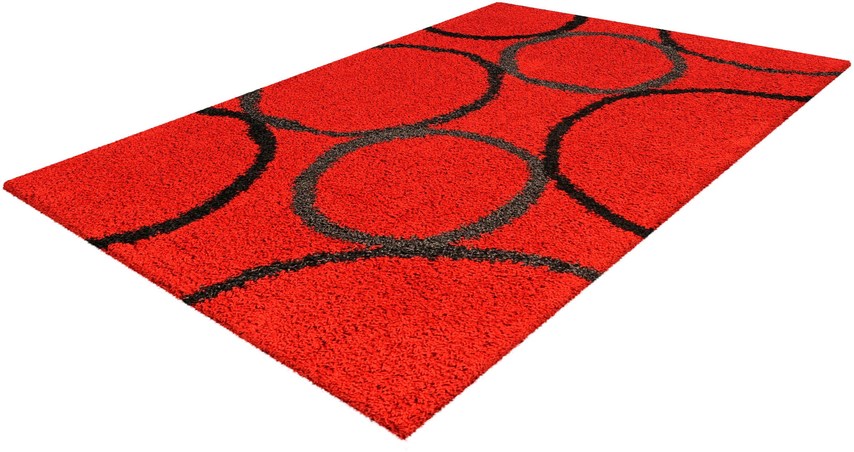 Hochflor-Teppich Maedow 4004 Arte Espina rechteckig Höhe 40 mm maschinell gewebt