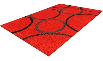 Hochflor - Teppich, »Maedow 4004«, Arte Espina, rechteckig, Höhe 40 mm, maschinell gewebt kaufen