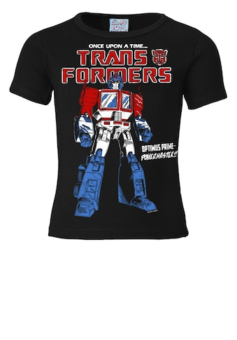 LOGOSHIRT T-Shirt mit coolem Frontdruck kaufen