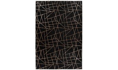 me gusta Teppich »Bijou 125«, rechteckig, 20 mm Höhe, Glanz Effekt, Wohnzimmer kaufen
