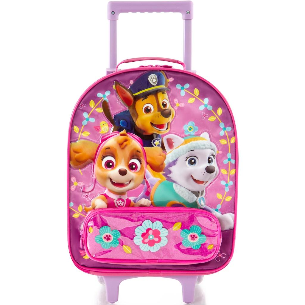Heys Kinderkoffer »Paw Patrol, rosa«, 2 Rollen