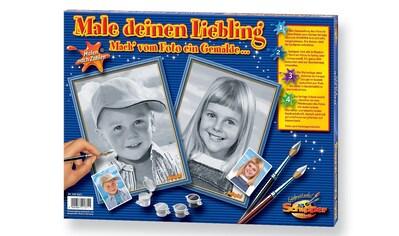 Schipper Malen nach Zahlen »Male deinen Liebling«, Made in Germany kaufen