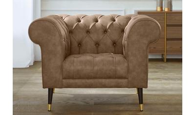 Guido Maria Kretschmer Home&Living Chesterfield-Sessel »Tinnum« kaufen