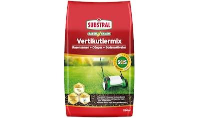 Scotts Substral Rasensamen »Vertikutiermix«, für 266 m² kaufen