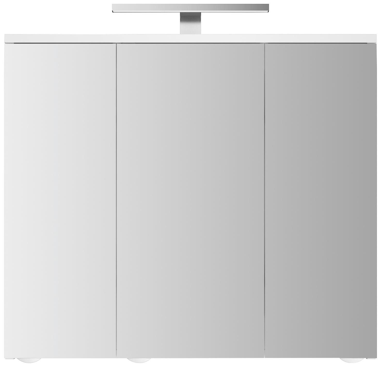 jokey Spiegelschrank Arda, weiß, 72,20 cm Breite weiß Bad-Spiegelschränke Badschränke Schränke