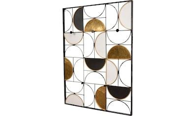 Wandgarderobe, aus Metall, Höhe 101,5 cm, Wandmontage, waagerechte Aufhängung möglich kaufen