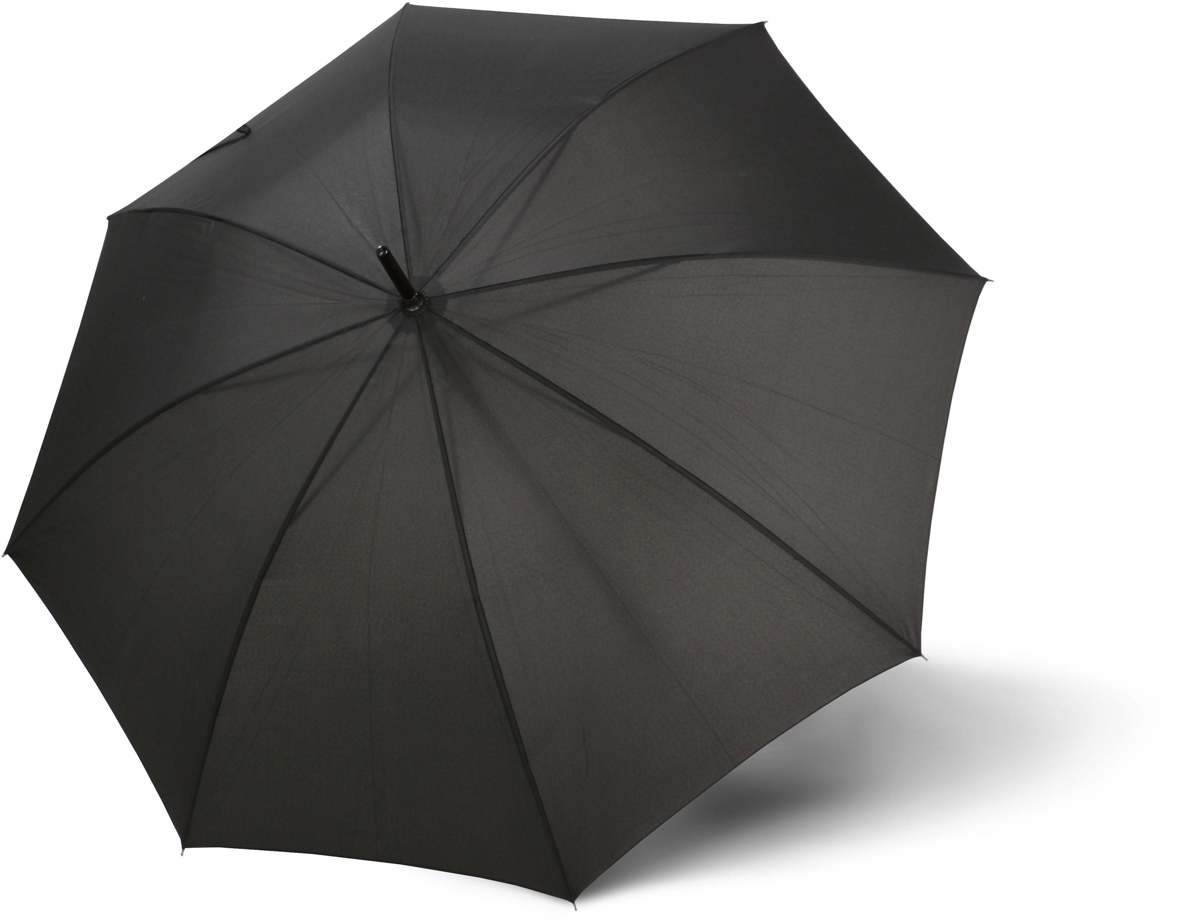 doppler®, Stockregenschirm ´´Stockholm´´ | Accessoires > Regenschirme > Sonstige Regenschirme | Schwarz | DOPPLER