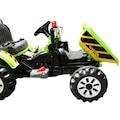 ACTIONBIKES MOTORS Elektroauto »Radlader JS328C«, für Kinder ab 3 Jahre, 12 Volt