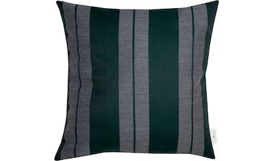 TOM TAILOR Dekokissen »Stripy«, Dekokissen mit Blockstreifen kaufen